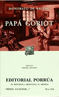 Papa Goriot (Spanish Edition)