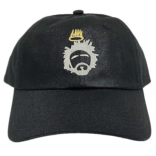 21d11750ec3 Amazon.com  Crown Hat Born Sinner Dad Hat Baseball Cap Embroidered  Adjustable 100% Cotton (Black)  Clothing