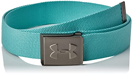 825c03281d Under Armour Men's Webbed Belt