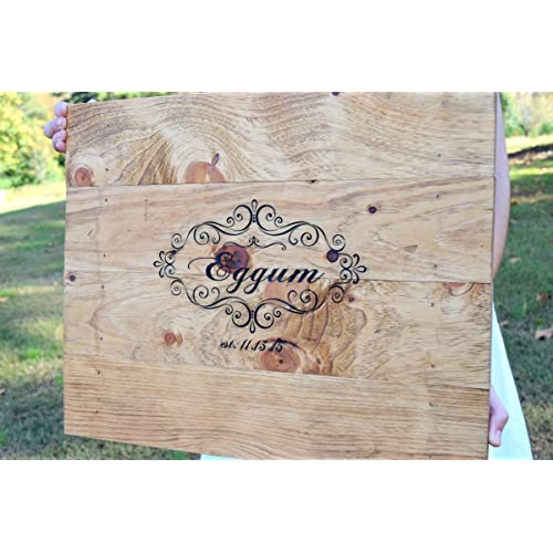 Guest Book - Guest Book Alternative - Guest Book Sign - Guest Book Wedding - Guest Book Wedding Ideas - Alternative Guest Book - Wood Book