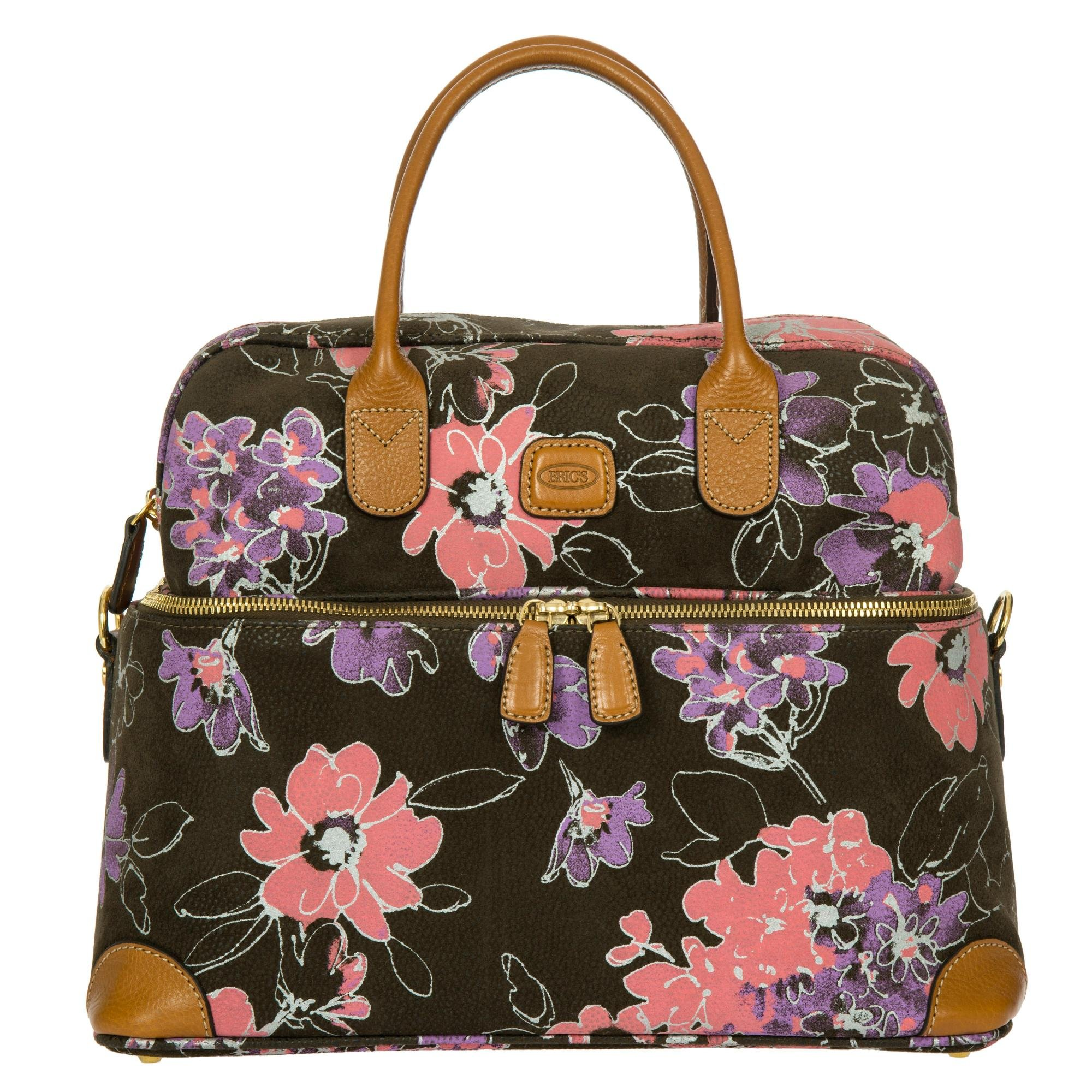 Bric's Tuscan Cosmetic Case (Pink)