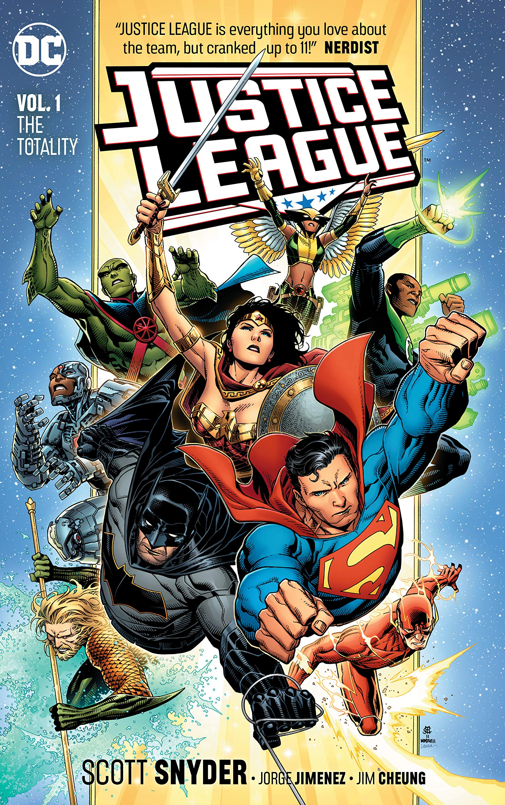 Justice League (Volume 1): The Totality