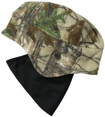 Carhartt Men s Workcamo Fleece 2 In 1 Headwear at Amazon Men s Clothing  store  Cold Weather Hats 379c844ca9d