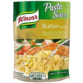 Knorr Pasta Sides Pasta Sides Dish, Butter 4.5 oz (Pack of 8)