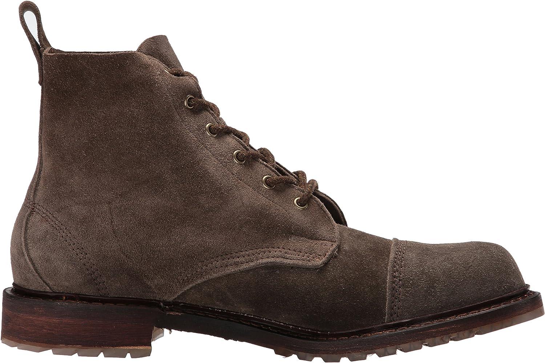Allen Edmonds Mens Caen Cap Toe Blucher Boot Fashion