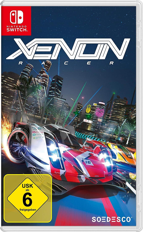 Xenon Racer (Nintendo Switch): Amazon.es: Videojuegos
