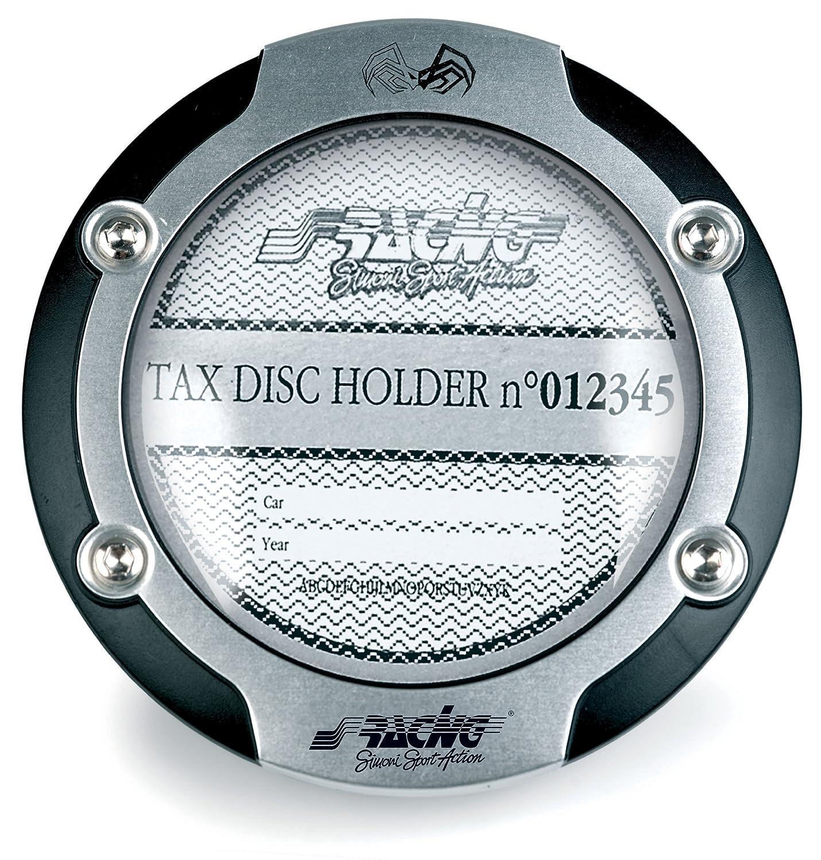 SIMONI RACING TDH/SP soporte para disco impositivo, PVC negro