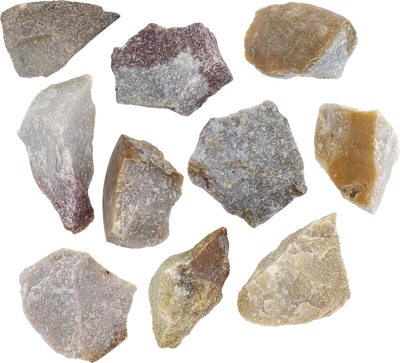 Amazon.com: Cuarcita – Bulk Mineral: Toys & Games