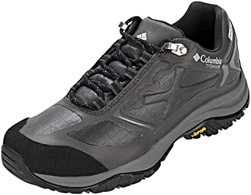 Columbia Terrebonne Outdry Extreme Shoes Women Black 2018