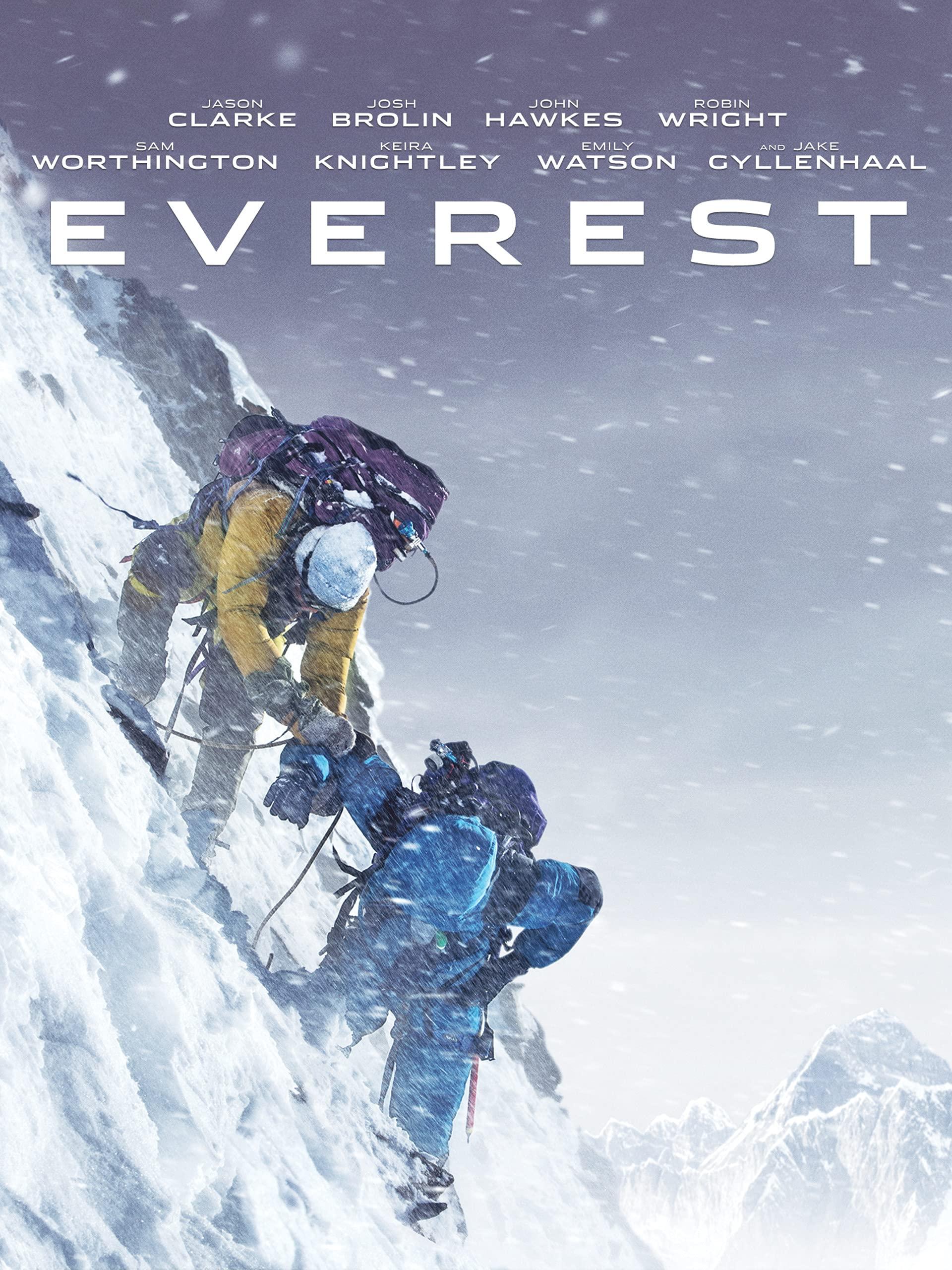 Everest (4K UHD) on Amazon Prime Video UK