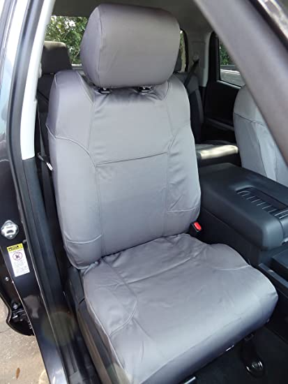 Toyota Tundra Seat Covers >> Amazon Com Durafit Seat Covers 2014 2018 Toyota Tundra And