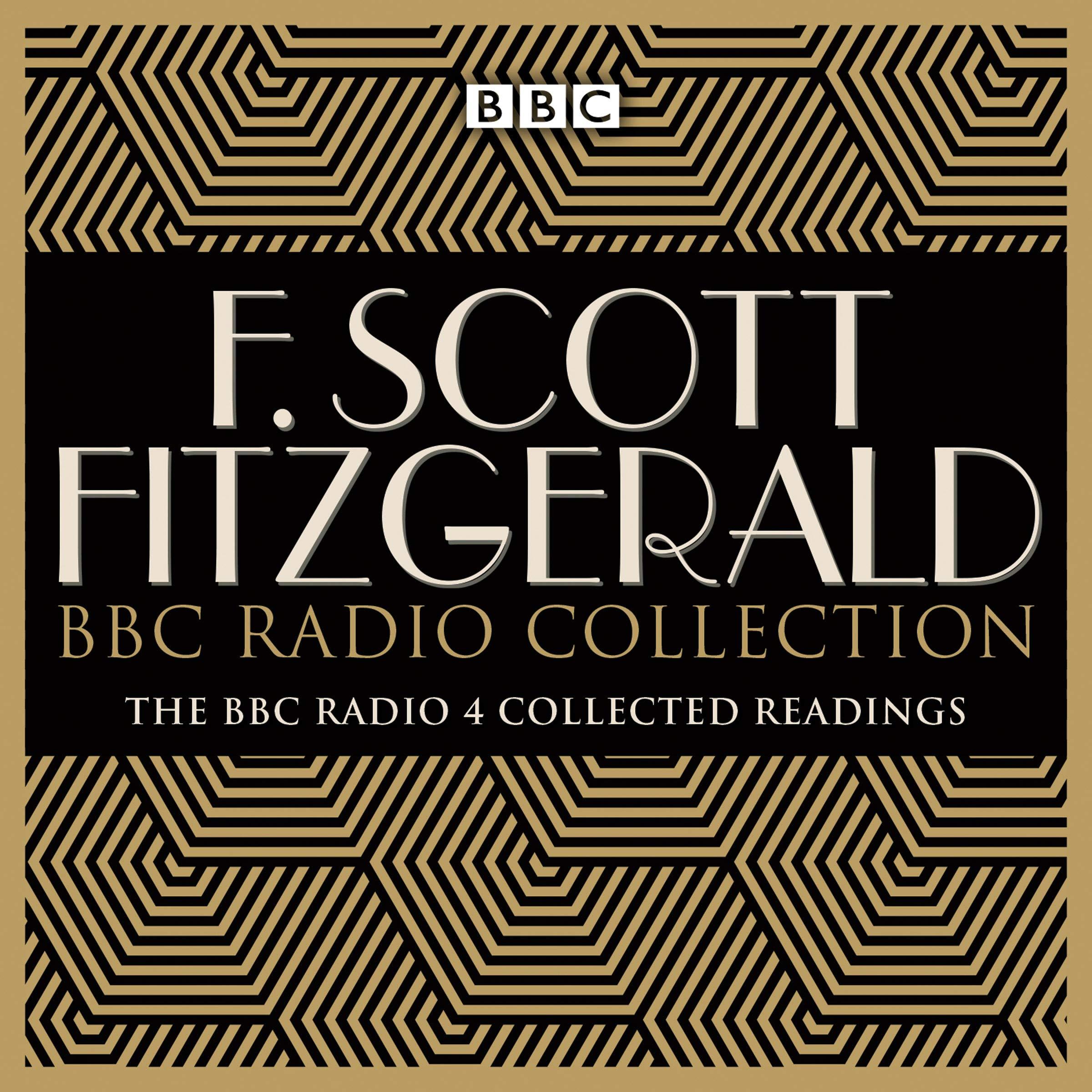 The F Scott Fitzgerald BBC Radio Collection Audio CD – Audiobook,  International Edition