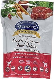 Stewart Raw Naturals Fresh To Home Freeze Dried Dog Food Pet