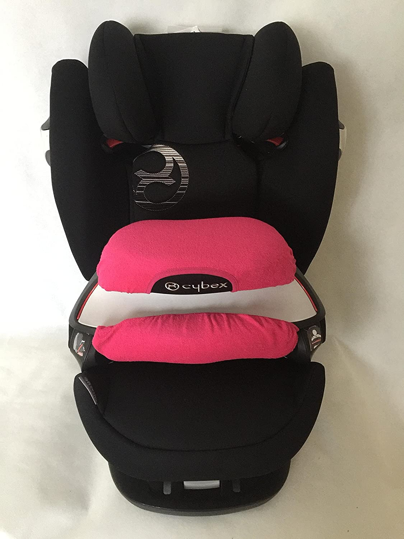 Sommerbezug Schonbezug Für Den Fangkörper Des Cybex Pallas M Und S M Und S Fix Frottee 100 Baumwolle Pink Baby
