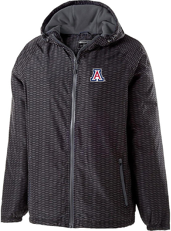 Small Carbon Ouray Sportswear NCAA Arizona Wildcats Kids /& Baby Youth Range Jacket