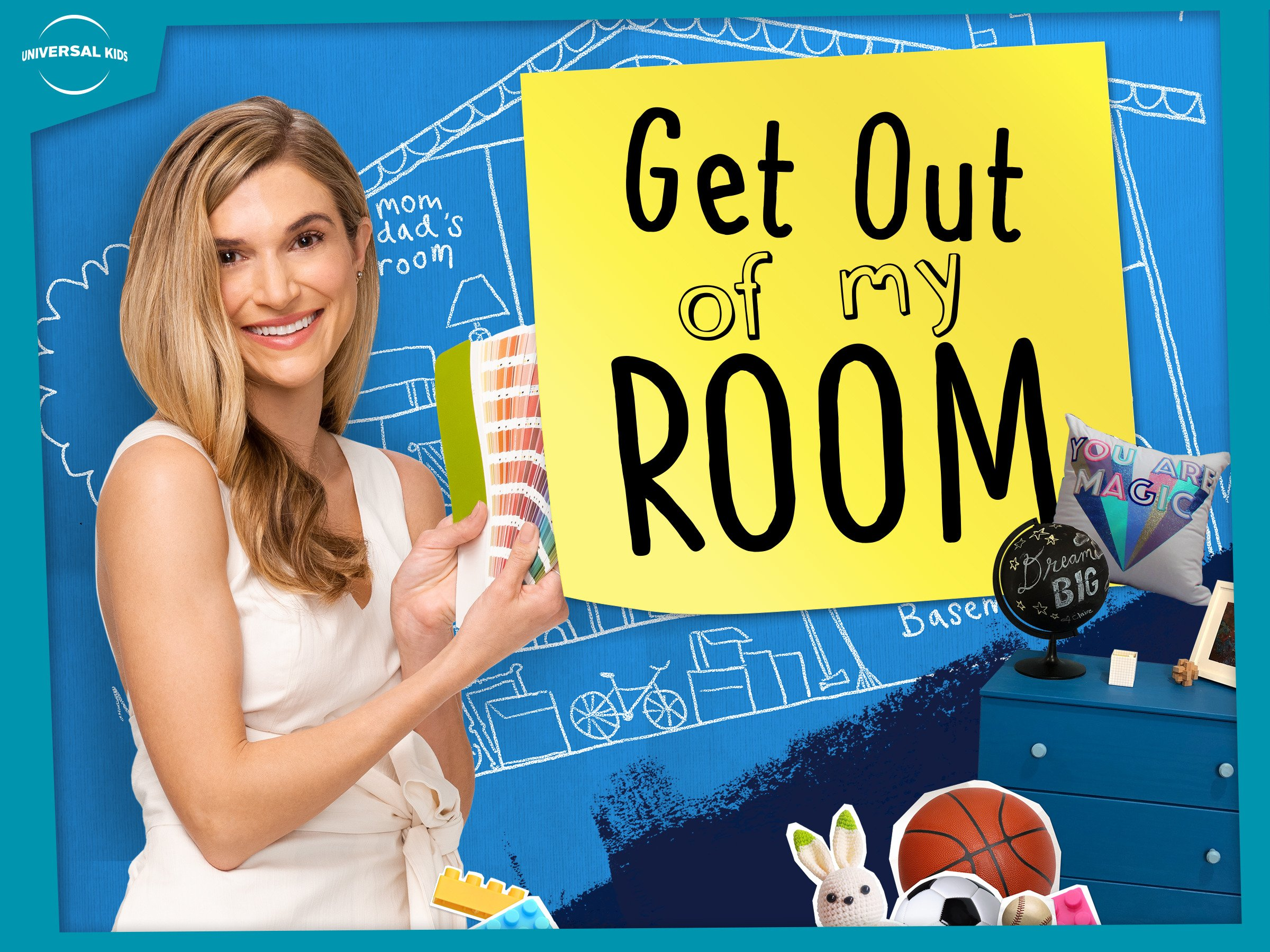 Amazon Com Watch Get Out Of My Room Season 1 Prime Video