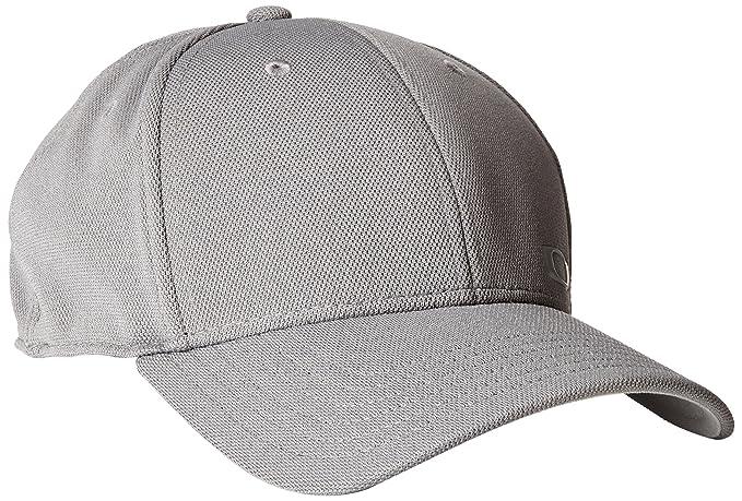 a8995a42ff5 Oakley Men s Silicon O-Cap Baseball Cap  Amazon.in  Clothing ...