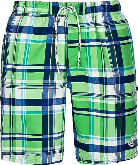 Les shorts de bain de Les Hommes Bugatti