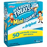 Kelloggs Rice Krispies Treats Original Mini Squares Snack Bars