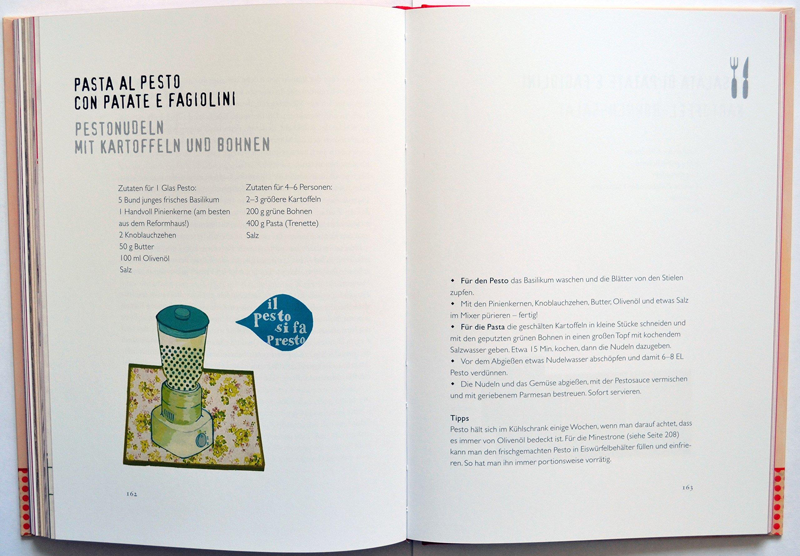 La nonna La cucina La vita - Jubiläumsausgabe: Amazon.de: Larissa ...