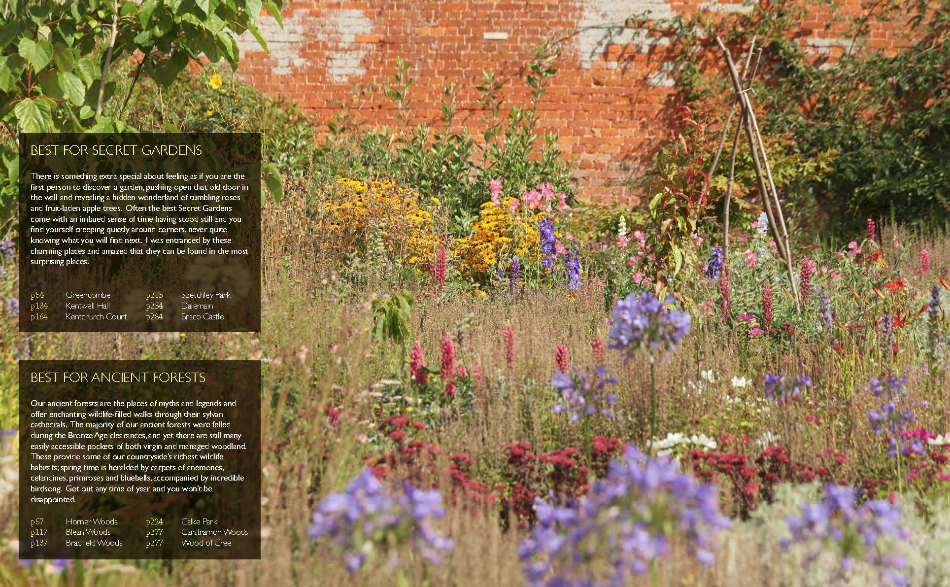Wild Garden Weekends: Explore the Secret Gardens, Wild Meadows and ...