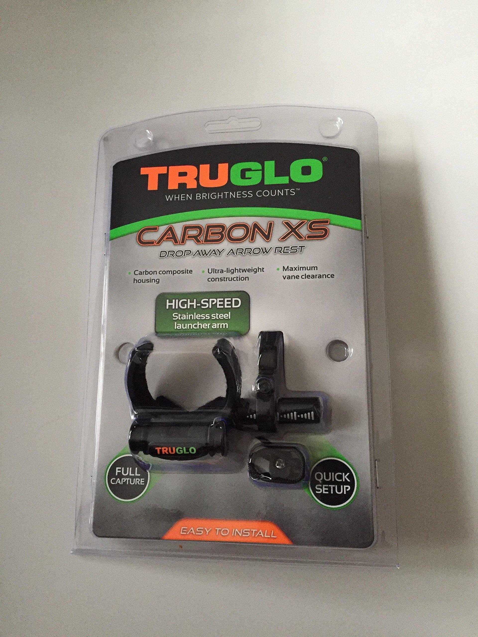 TRUGLO Carbon XS Drop Away Arrow Rest