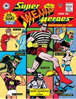 45bdb2ef73 The League of Regrettable Superheroes: Half-Baked Heroes from Comic ...