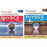 Pardeep's Fundamental Physics for Class 12 - 2018-19 Session (Set of 2 Volumes)