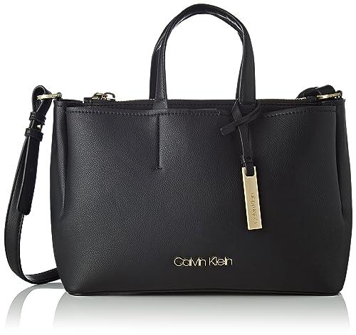 2044a0ca79 Calvin Klein Step Up Medium Borsa a mano 29 cm: Amazon.it: Scarpe e borse
