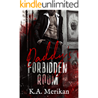 Daddy's Forbidden Room (M/M romance) book cover