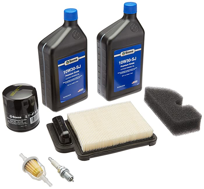 Stens 785-592 Engine Tune-Up/ Maintenance Kit For Kohler 20 789 01-S Single Cylinder Courage 15 - 21 HP SV470 and SV600