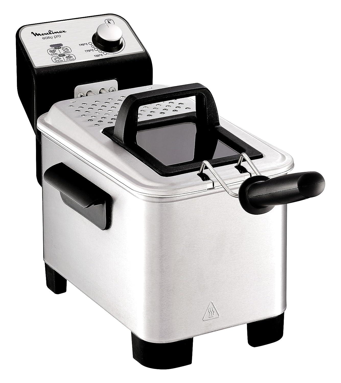 Moulinex Easy Pro AM Freidora clásica W niveles de cocción termostato regulable