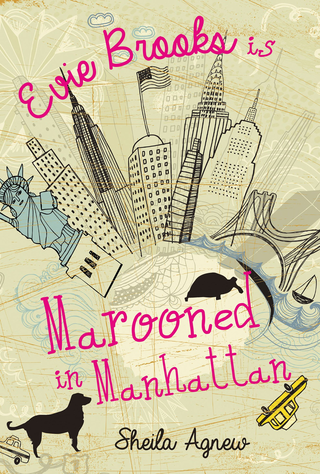 Download Evie Brooks is Marooned in Manhattan pdf