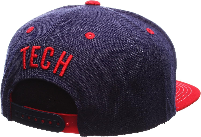 eine Gr/ö/ße verstellbar Baseball Hat /NCAA Zephyr Super Star 32//5/Snapback Cap Flat Bill/