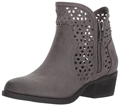 7c0ca0a7e72cc Not Rated Women's Etta Ankle Bootie