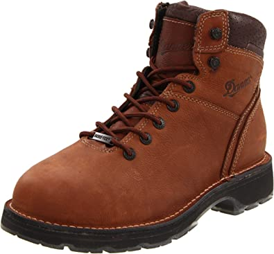 Amazon.com | Danner Men's Workman 16001 Work Boot | Industrial ...