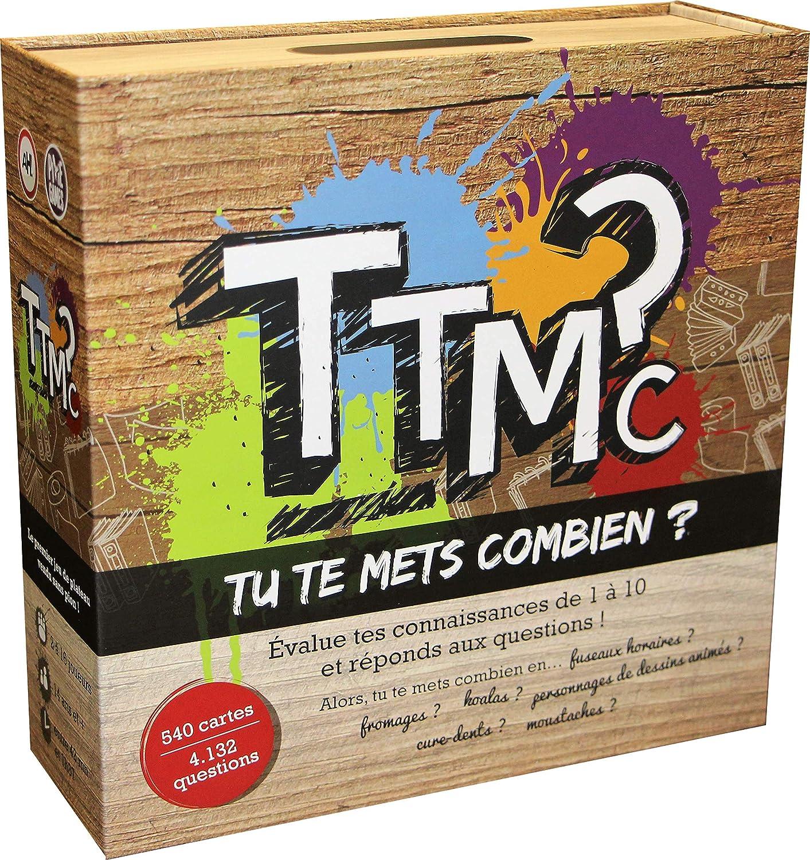 Extension Le Complément Naturel Tu Te Mets Combien TTMC Jeux de société