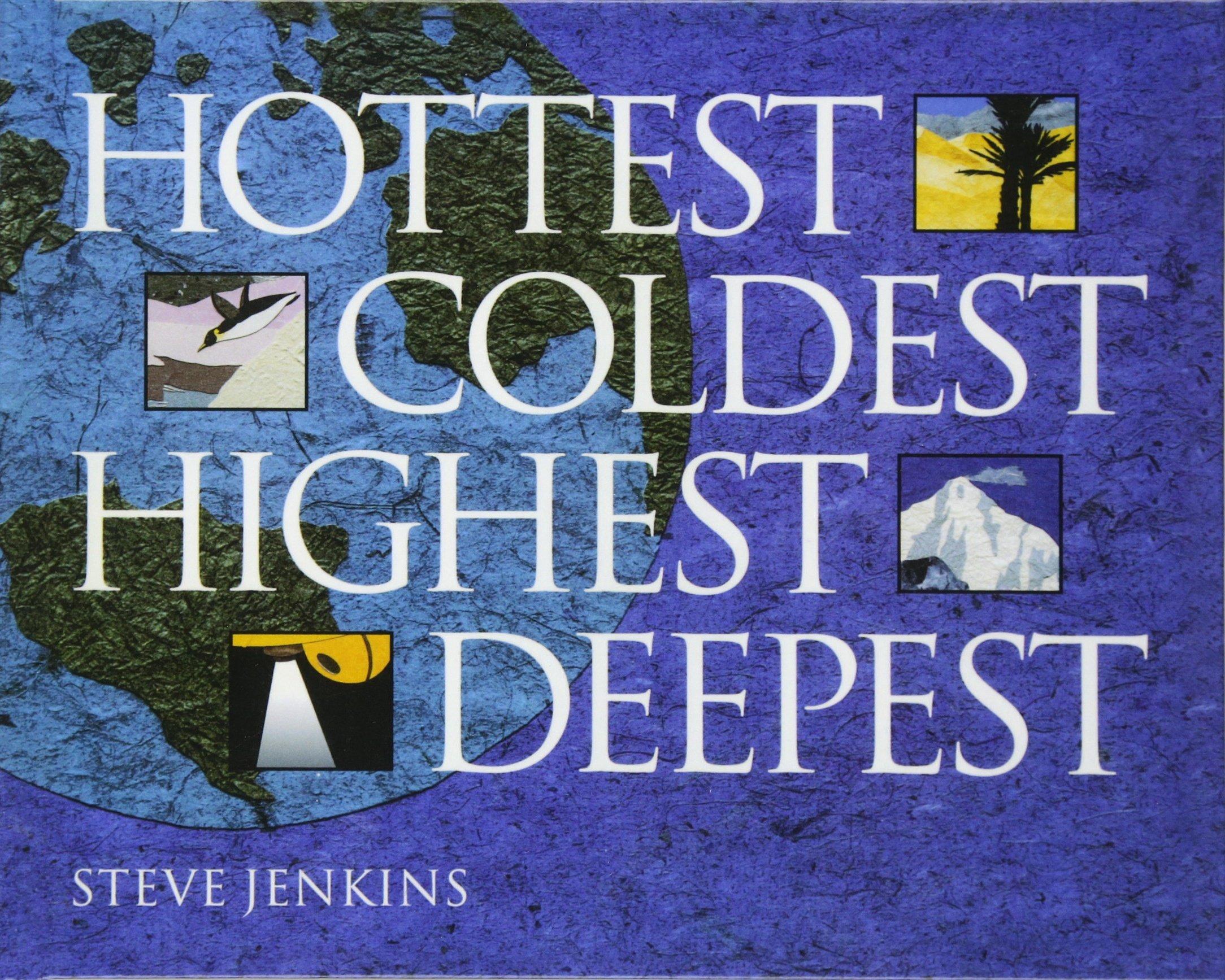 Download Hottest, Coldest, Highest, Deepest PDF