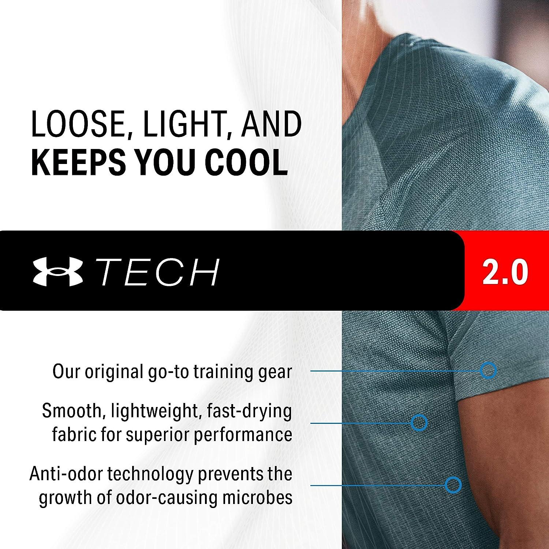 Under Armour Men's Tech Golf Polo: Clothing