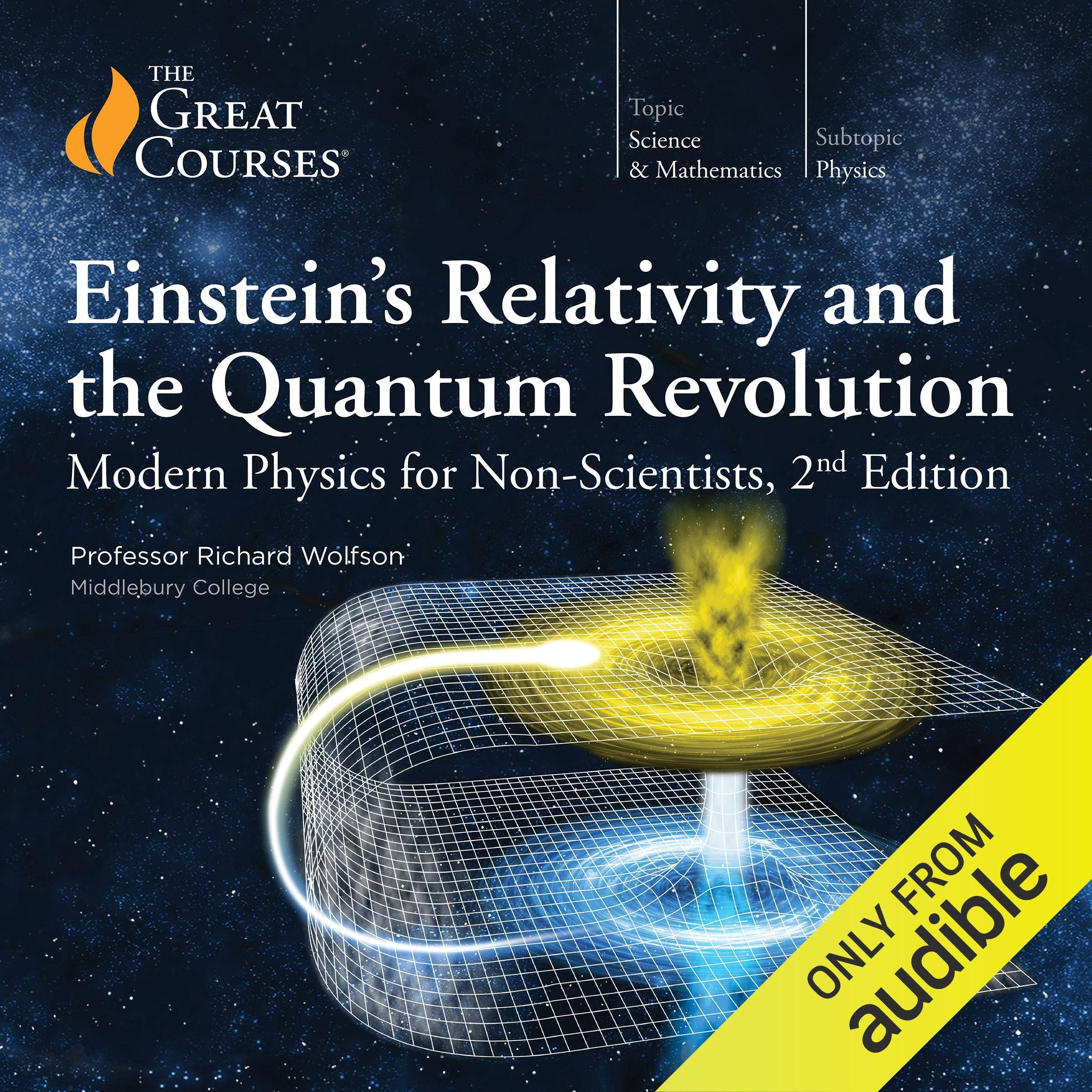 Einstein's Relativity And The Quantum Revolution  Modern Physics For Non Scientists 2nd Edition