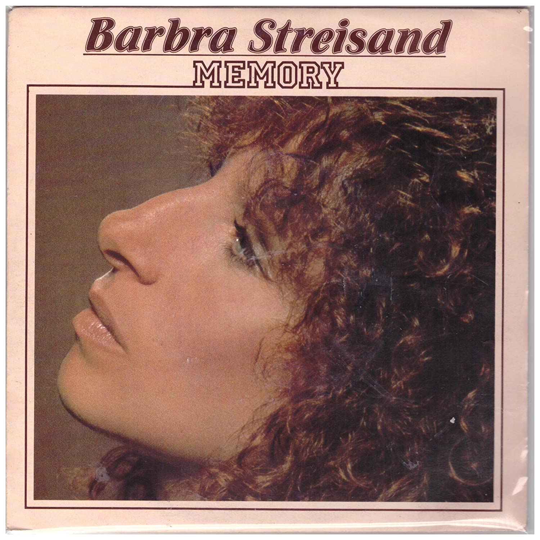 Barbra Streisand - Memory - CBS - CBSA 1983, CBS - A-1983 - Amazon ...