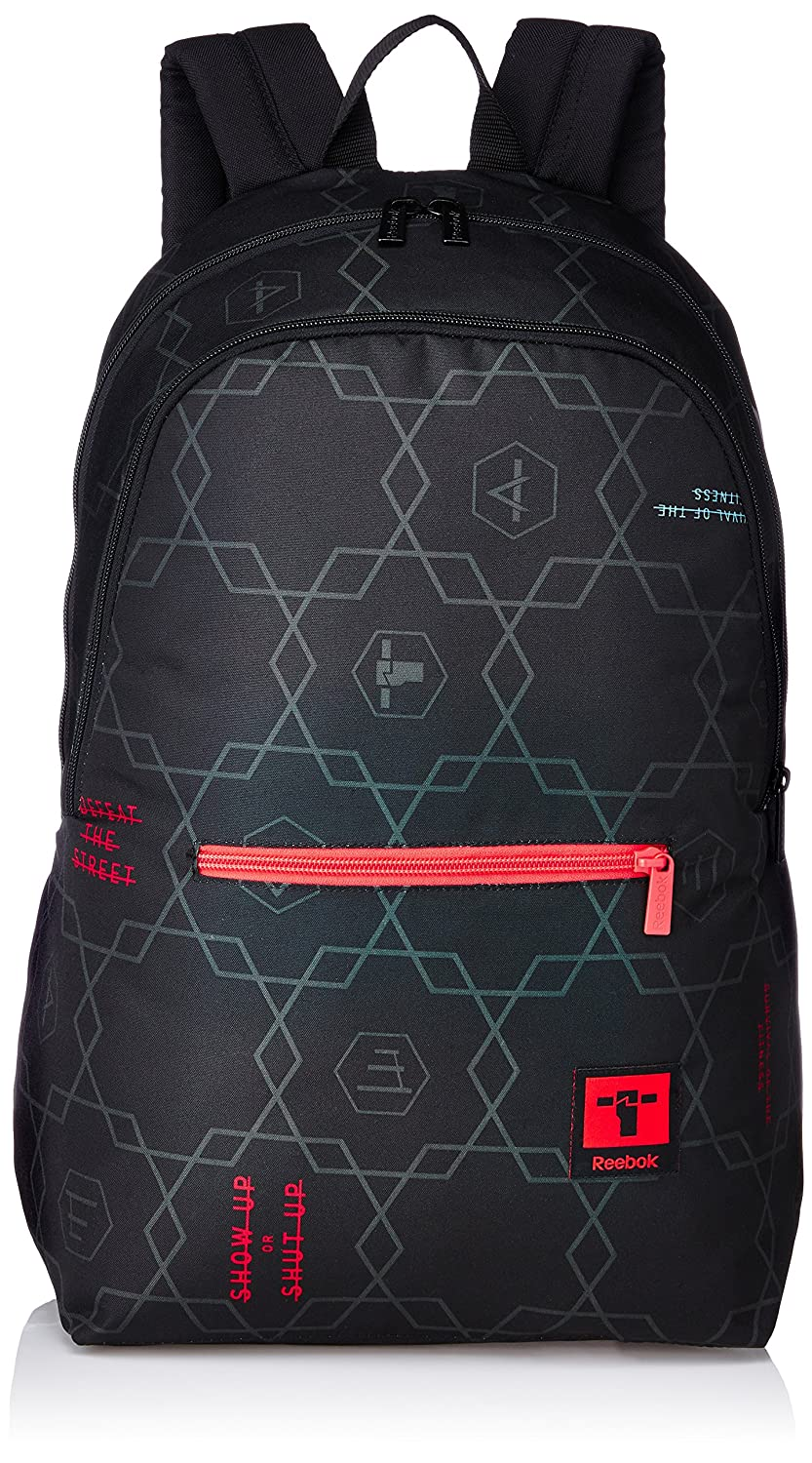 3e299333dc Reebok Marlot Black Casual Backpack (BC4150)  Amazon.in  Bags ...