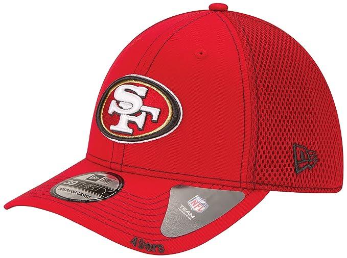 Amazon.com   New Era NFL Neo 39THIRTY Stretch Fit Cap   Sports   Outdoors 65e92564ce8e