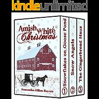 Amish White Christmas: Three Amish Novellas
