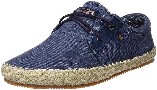 8943a0d68d4 Coronel Tapioca Rafia Jeans Esparto Caballero, Zapatos de Cordones Derby  para Hombre, Azul 0, 40 EU: Amazon.es: Zapatos y complementos