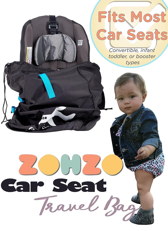 Bolsa de viaje con cordón para asiento de coche, de Zohzo ...