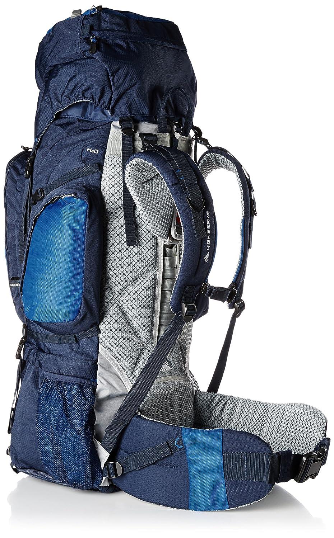High Sierra Long Trail 90L Top Load Internal Frame Backpack Pack