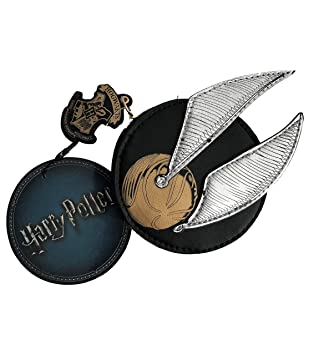 Harry Potter Golden Snitch Purse Coin Pouch: