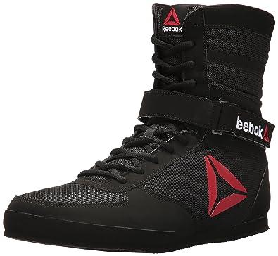 Reebok Men's Boxing Boot Buck Sneaker