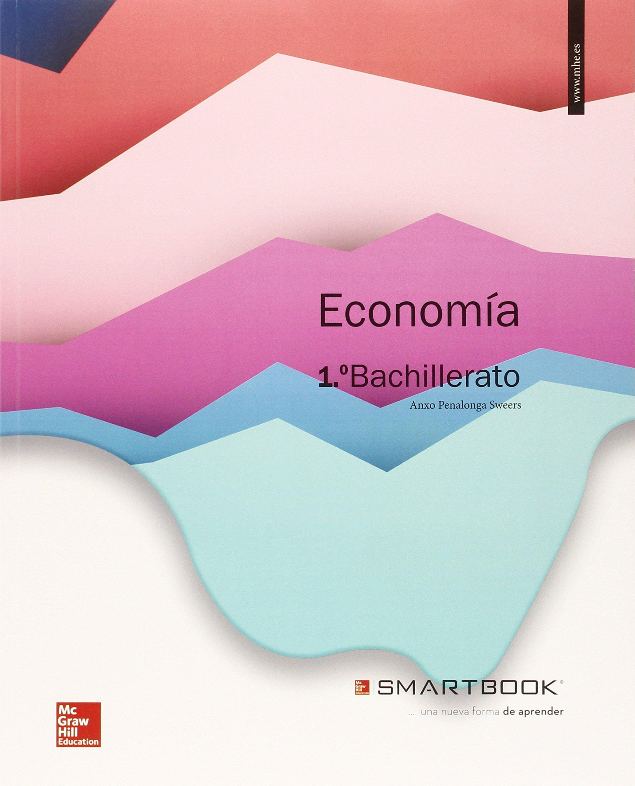 Economía 1. Penalonga - Edición 2015 (+ Smartbook) - 9788448195960 Tapa blanda – 15 jun 2015 Anxo Penalonga 8448195965 Economics Educational material